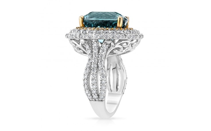 Daenerys Green Tourmaline Ring product image 3