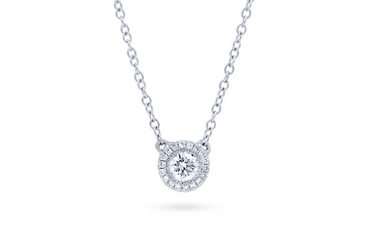 Diamond Halo Pendant product image 2