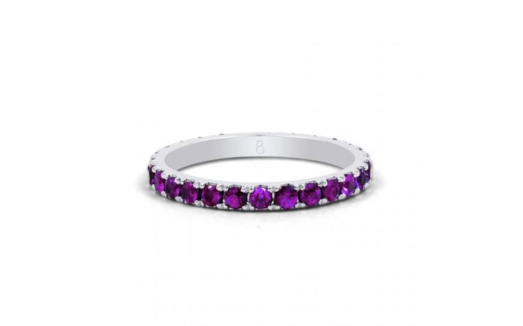 Amethyst Full Eternity Ring  product image 1