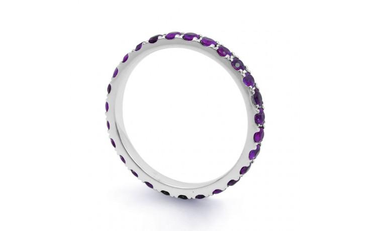 Amethyst Full Eternity Ring  product image 2