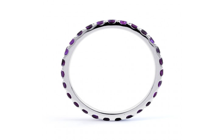 Amethyst Full Eternity Ring  product image 3
