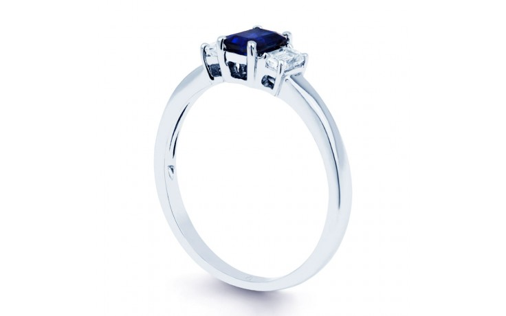 Octagon Sapphire Ring product image 2