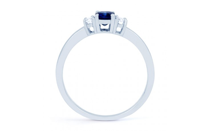 Octagon Sapphire Ring product image 3