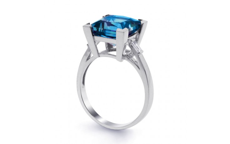Blue Topaz Designer Ring product image 2