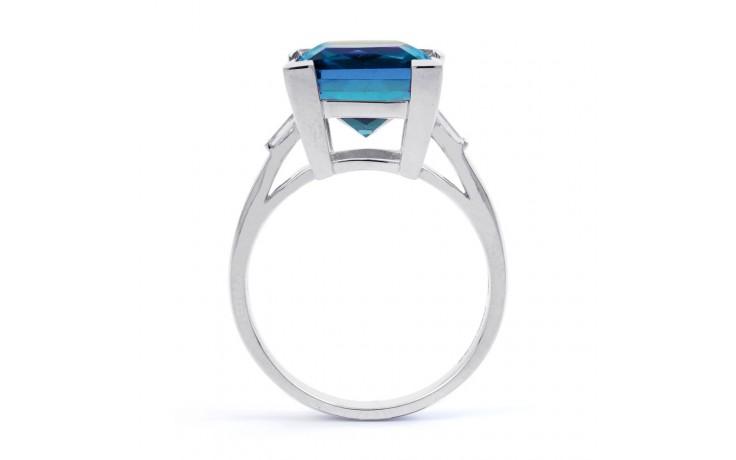 Blue Topaz Designer Ring product image 3