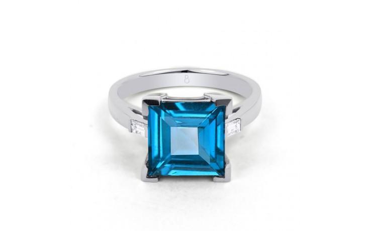 Blue Topaz Designer Ring product image 1