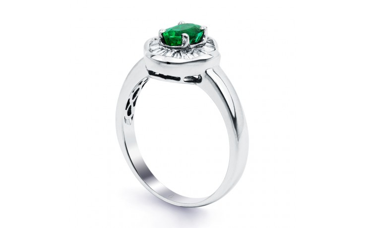 Muses Zambian Emerald Ring product image 2