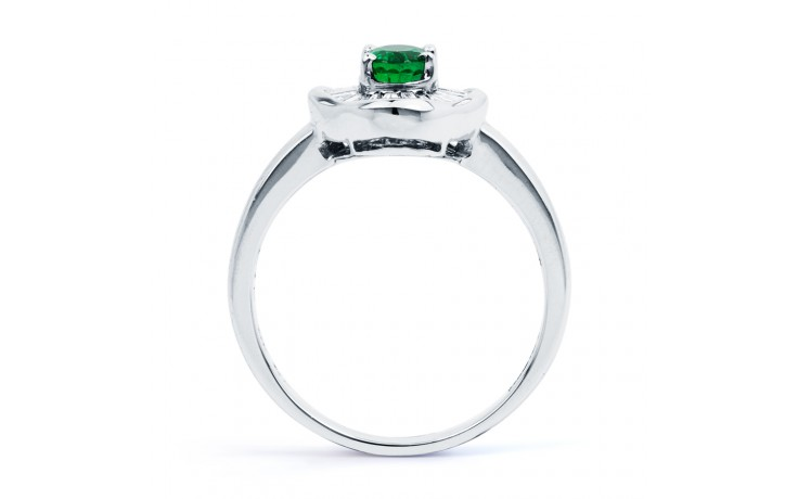 Muses Zambian Emerald Ring product image 3