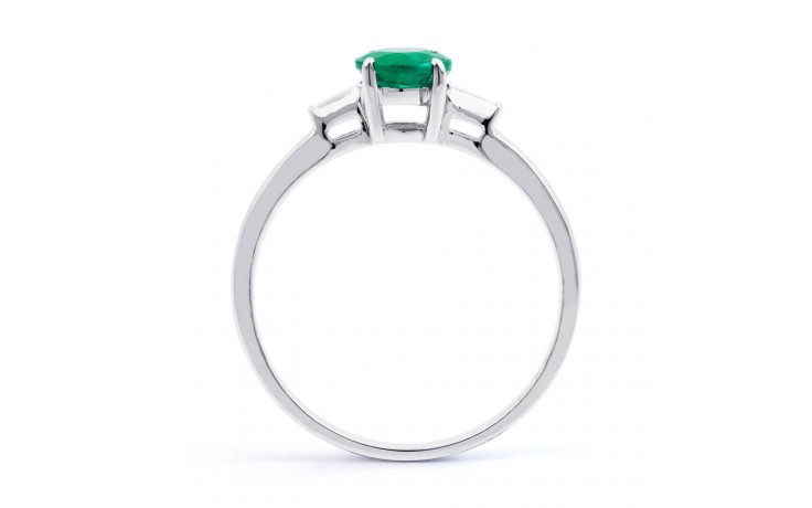 Emerald Round Ring product image 3