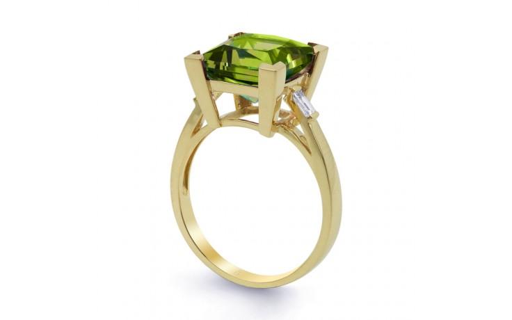 Peridot Designer Gold Ring product image 2