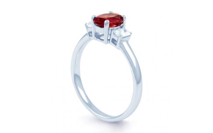Ruby & Diamond Ring product image 2
