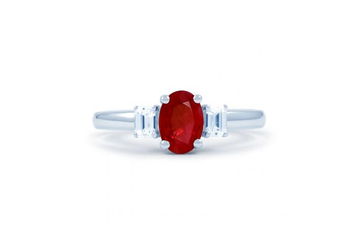 Ruby & Diamond Ring product image 1