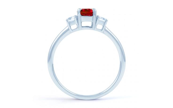Ruby & Diamond Ring product image 3