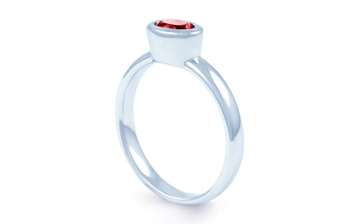 Ruby Birthstone Ring product image 2