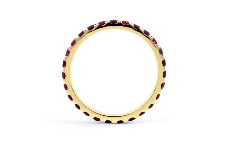 Ruby Gemstone Eternity Band 2.2mm product image 3
