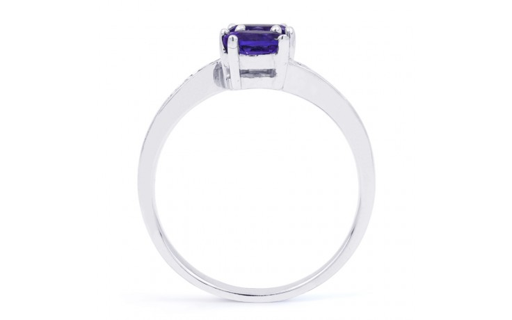 Tanzanite Crossover Ring product image 3