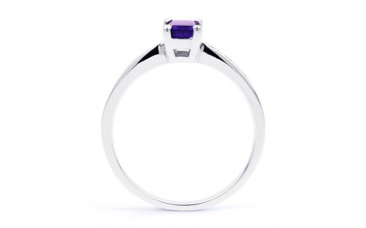 Tanzanite Octagon Ring product image 3