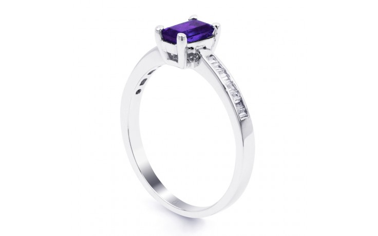 Tanzanite Octagon Ring product image 2