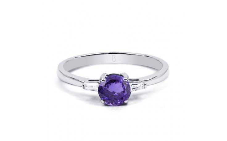 Tanzanite Round Ring  product image 1