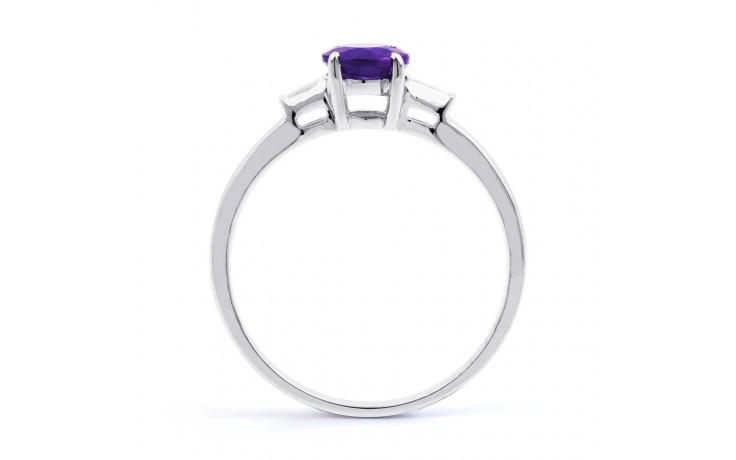 Tanzanite Round Ring  product image 3