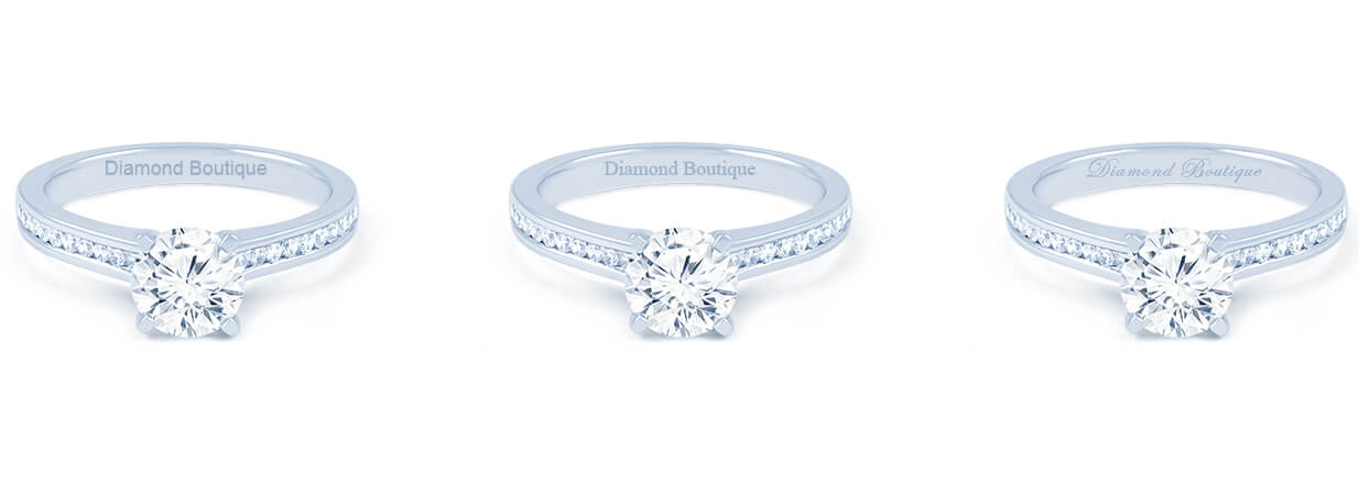 Custom Engravement Rings