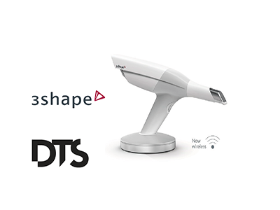 Enjoy the freedom now of wireless intra-oral scanning with the new launch from 3Shape