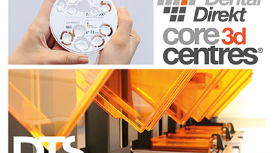 ​A new quality of digital workflow: Core3dcentres® and Dental Direkt join forces preview image