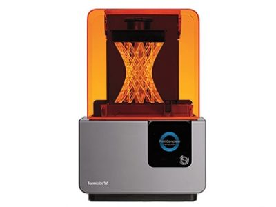 3D Printing with Formlabs Form 2