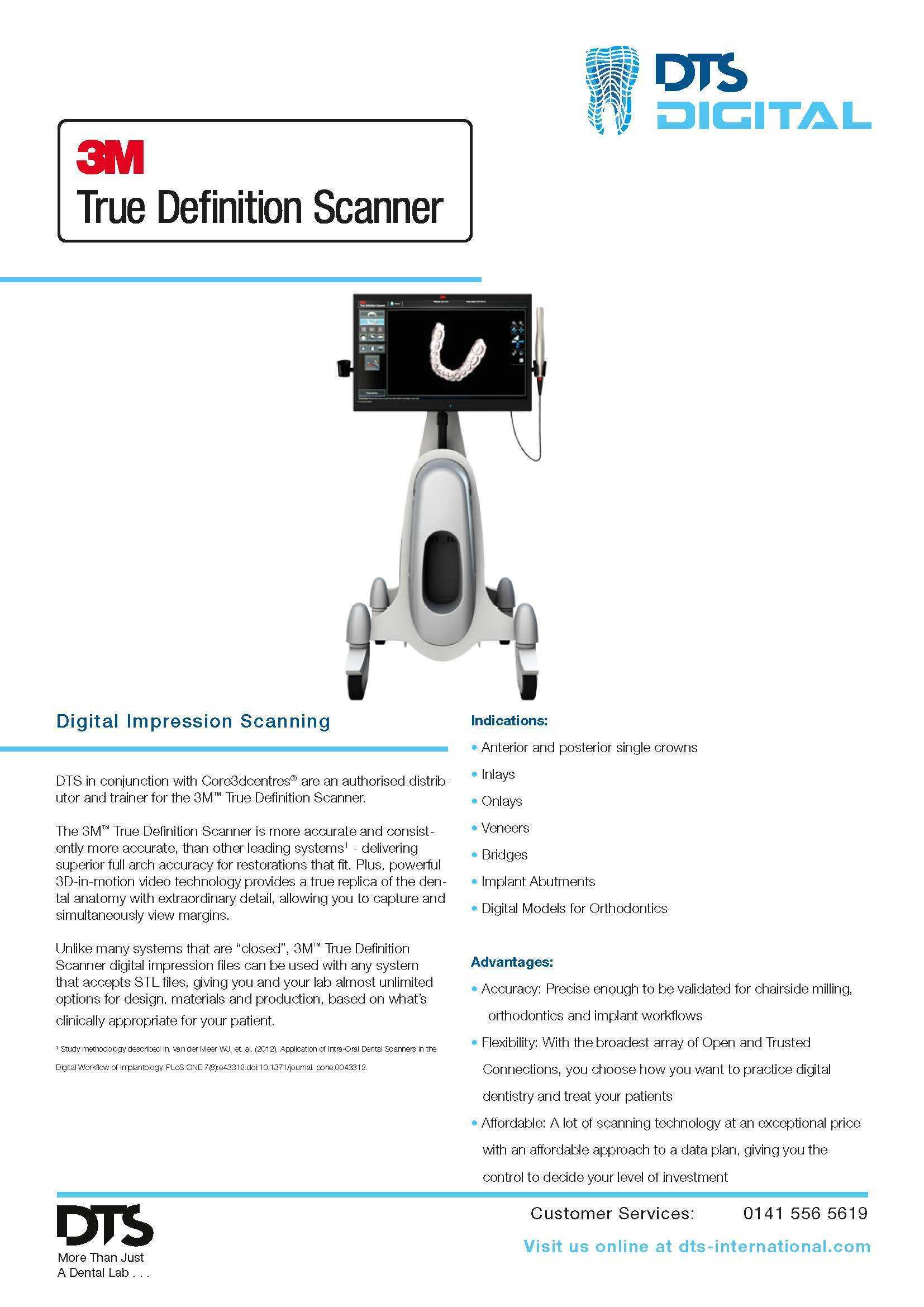 3M True Definition Intra-oral Scanner