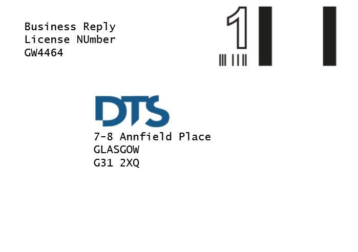 DTS Postal Labels