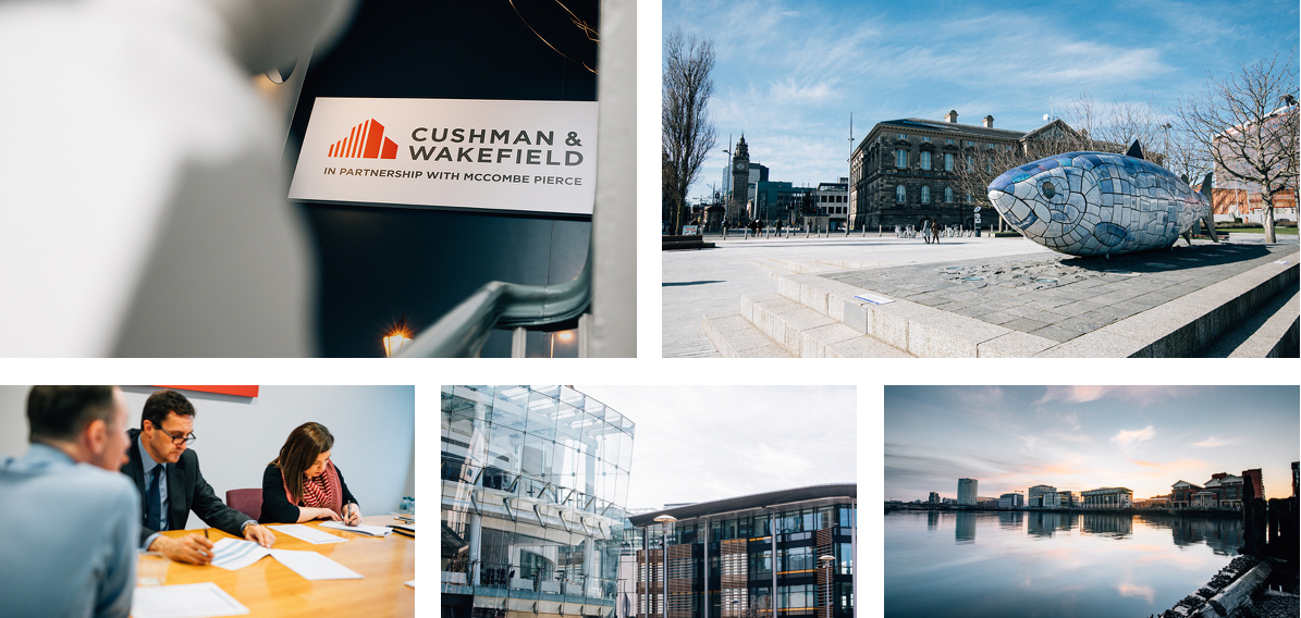 Cushman Wakefield Services