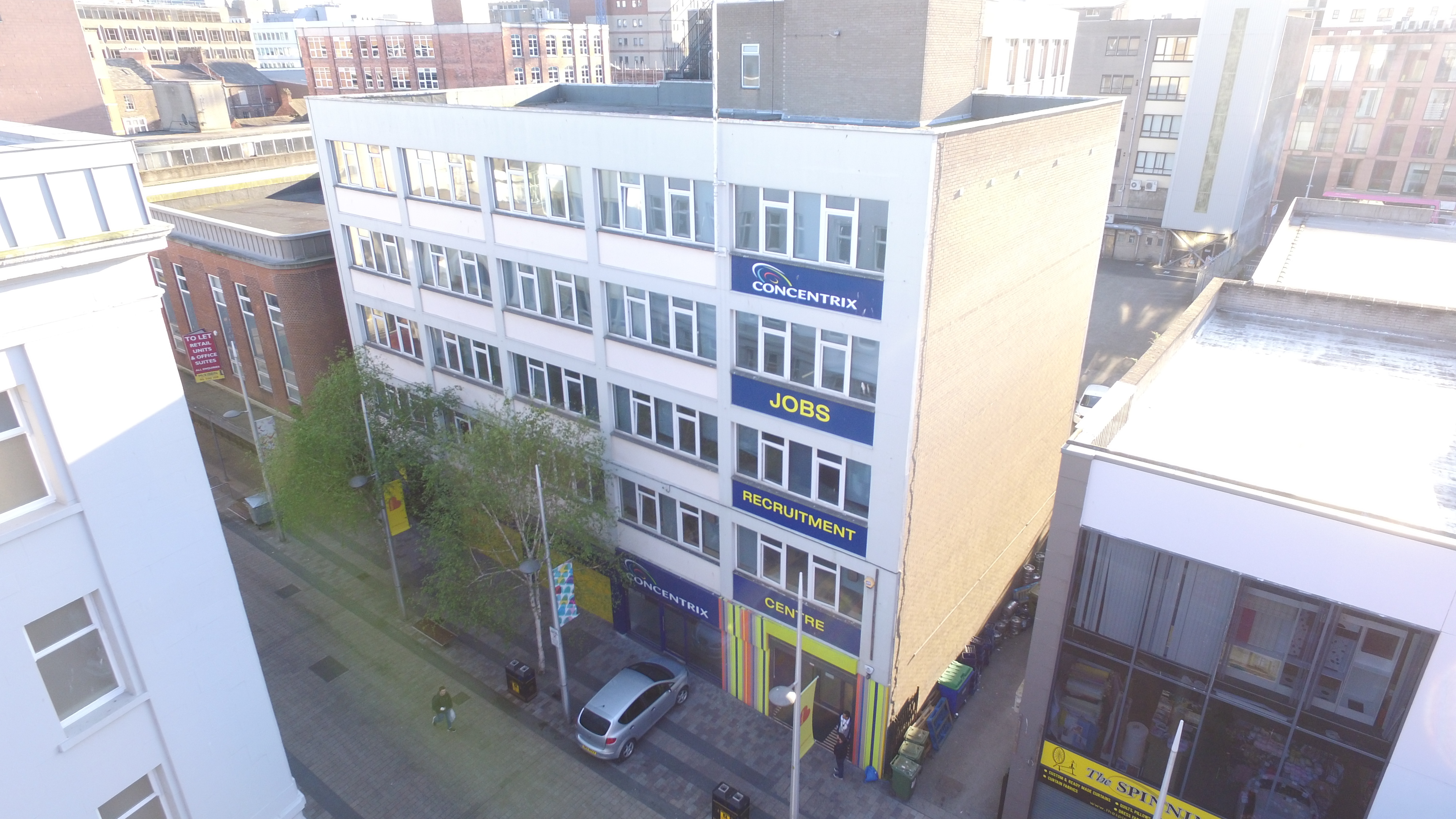 Cushman Wakefield Dispose Of Leasehold Liability At 9 Lanyon Place Belfast