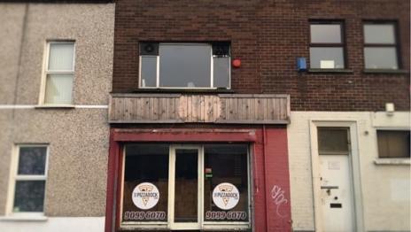15 Garmoyle Street Belfast