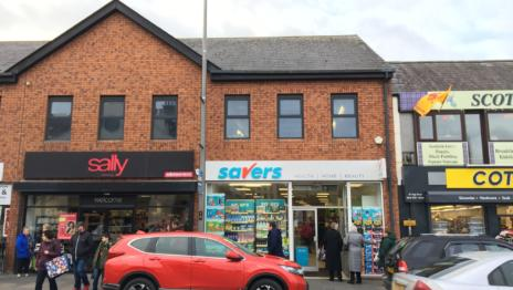 27 29 High Street Newtownards