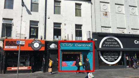 31 Queen Street Belfast