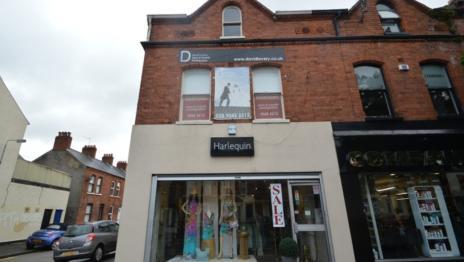 66 Bloomfield Avenue Belfast
