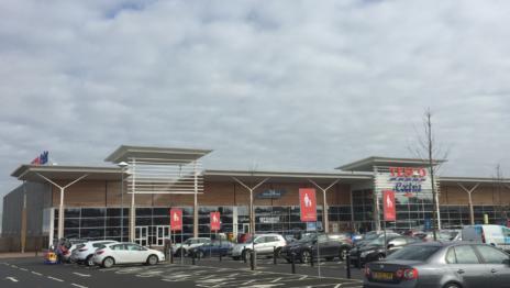Bridgewater Retail Park Banbridge