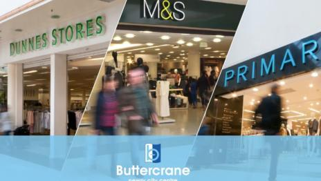Buttercrane Shopping Centre Newry