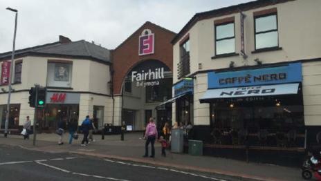 Fairhill Shopping Centre Fairhill Lane Ballymena