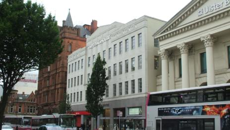 First Floor Imperial House 4 10 Donegall Square East Belfast