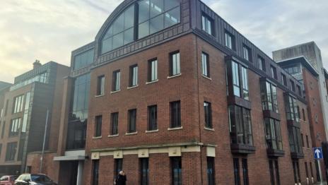Ground Floor Hamilton House 3 Joy Street Belfast