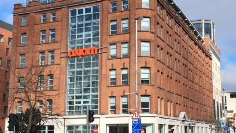 Ground Floor Lincoln Building 27 45 Great Victoria Street Belfast