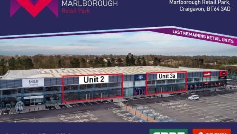 Marlborough Retail Park Highfield Road Craigavon