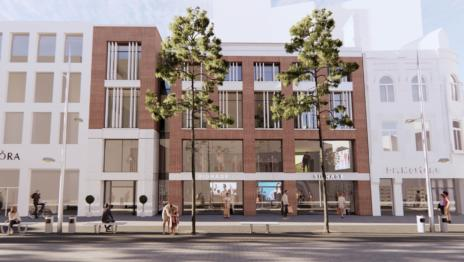 New City Centre Office Space Belfast