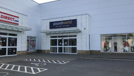 Showgrounds Retail Park Sedan Avenue Omagh