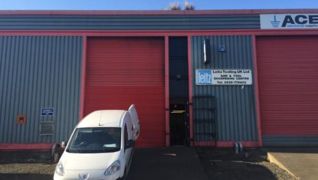 Unit 2 Fortwilliam Industrial Estate Dargan Crescent Belfast