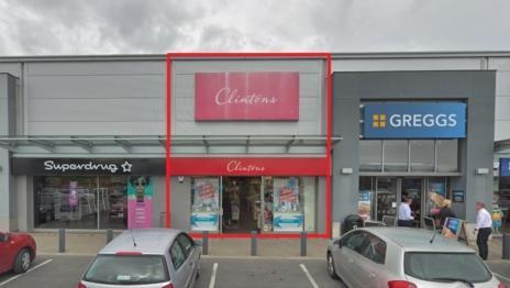 Unit 9A Boucher Shopping Park Boucher Crescent Belfast