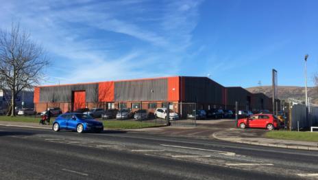 Units 12 5 7 Boucher Road Belfast