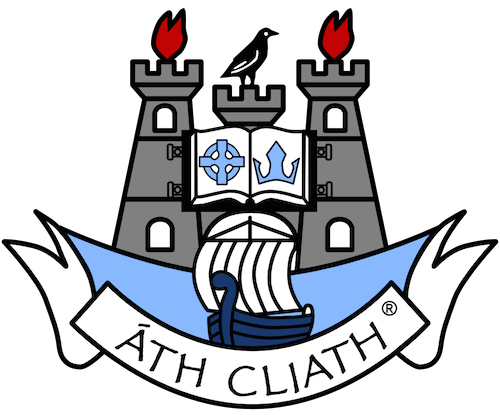 Image result for dublin gaa crest