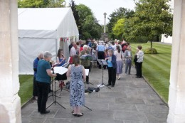 Dulwich Almshouse | Inaugural Summer Social 2018 - Camberwell Recorder Consort and the Welcome Singe